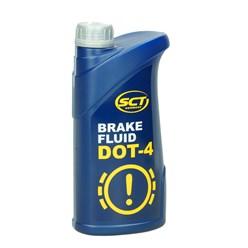 SCT Bremsflüssigkeit DOT-4 1 kg