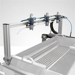 Wassertransferdruck Vollautomatische Aktiviereinheit für Big Dipper | 200 x 110 cm