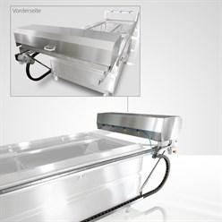 Wassertransferdruck Vollautomatische Filmauflegeeinheit für Big Dipper | 200 x 110 cm