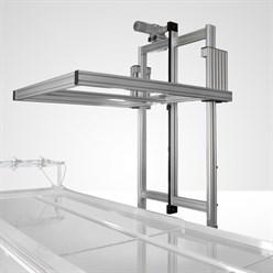 Wassertransferdruck Taucharm für Big Dipper | 200 x 110 cm
