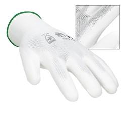 Montagehandschuhe Weiß Größe 11 / XXL