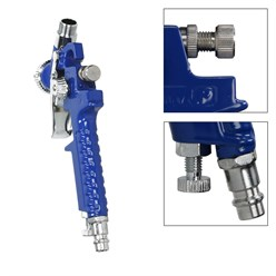 HVLP Spray Gun Mini Nozzle 0.8 mm