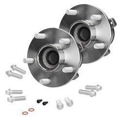 2x Moyeu de roue roulement arrière + ABS capteur Ford Focus C-Max 1.4 1.6