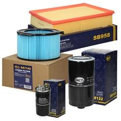 Filter Inspektionspaket