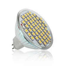 LED Spot MR16 3 Watt Ausf. SMD warmweiß