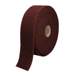 Grinding Pad Roll 10 m Red