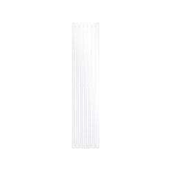 Stella Design Panelheizkörper 370 x 1800 mm Weiß