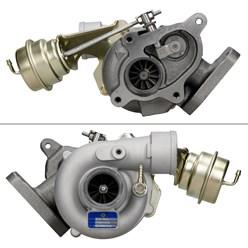 Turbolader Abgasturbolader inkl. Montagesatz VW