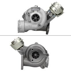 Turbolader Audi Skoda VW