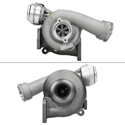 Turbolader Nissan Renault Volvo