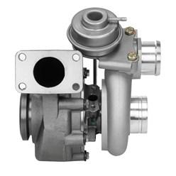 Turbolader Aufladung mit Anbaumaterial für VW