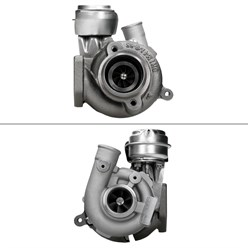 Turbolader BMW