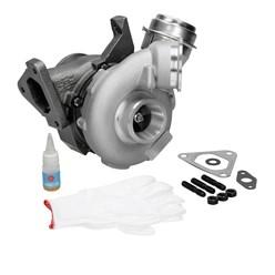 Turbolader mit Montagesatz für Mercedes-Benz