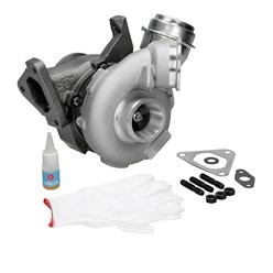 Turbolader Mercedes