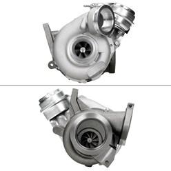 Turbolader Abgasturbolader Montagesatz Mercedes-Benz