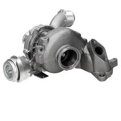 Turbolader Abgasturbolader inkl. Unterdruckdose und Abgaskrümmer Opel
