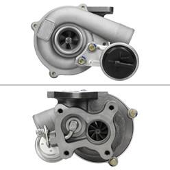 Turbolader Abgasturbolader inkl. Unterdruckdose und Dichtungssatz Renault
