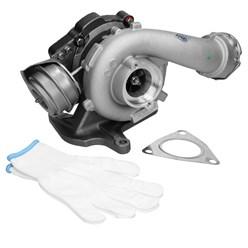 Turbolader Aufladung VW