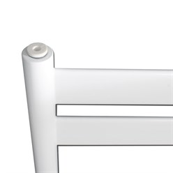 DHK Tharr 500*950 Weiß + Heizstab 300W