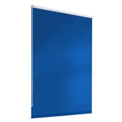 ECD Germany Store enroulant occultant 100 x 230 cm Store pour la protection solaire Klemmfix sans perçage fixation simple avec serrage Matériel de montage inclus Couleur Bleu foncé