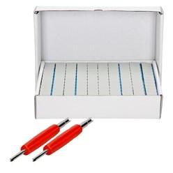 6Kg /100 Riegel á 12x5g mit Ventilwerkzeug beidseitig