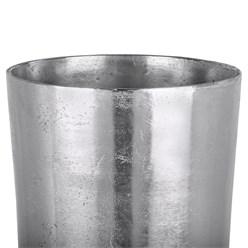WOMO-DESIGN Champagnerkühler auf Standfuß XXL, silber, aus Aluminium