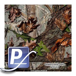 Water transfer printing film WTP 419 | 100 cm TIMBER'S EDGE CAMO