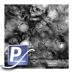 Water transfer printing film WTP-830 | 100cm LOST SOULZ