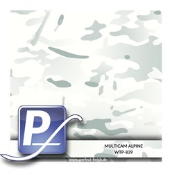 Wassertransferdruck Film WTP-839 | 100cm MULTICAM ALPINE