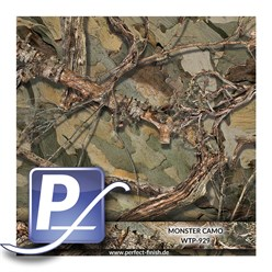 Water Transfer Printing film WTP-929 | 100cm MONSTER CAMO