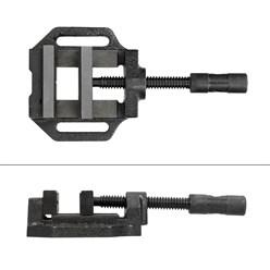 Maschinen-Schraubstock Backenbreite 75 mm Spannweite 55 mm