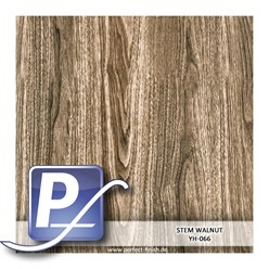 Wassertransferdruck Film YH-066 | 60cm STEM WALNUT