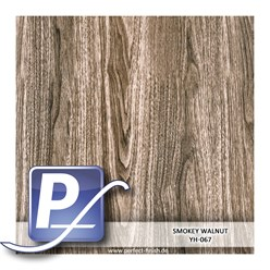 Wassertransferdruck Film YH-067 | 60cm SMOKEY WALNUT