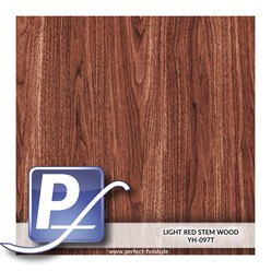 Water Transfer Printing film YH-097T | 50cm LIGHT RED STEM WOOD