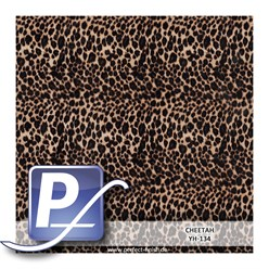 Water transfer printing film YH-134 | 60 cm CHEETAH