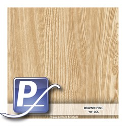 Water Transfer Compression Film YH-165 | 60cm BROWN PINE