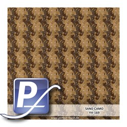 Water Transfer Compression Film YH-169 | 60cm SAND CAMO
