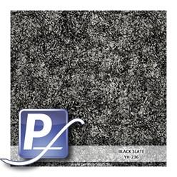 Water Transfer Printing Film YH-236 | 60cm BLACK SLATE