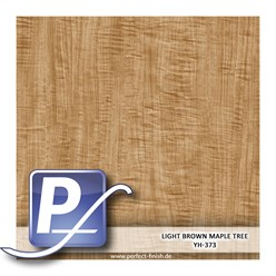 Wassertransferdruck Film YH-373 | 100cm LIGHT BROWN MAPLE TREE