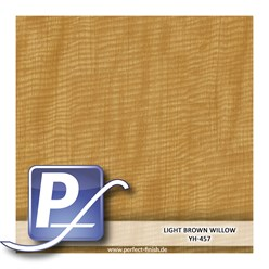 Wassertransferdruck Film YH-457 | 100cm LIGHT BROWN WILLOW