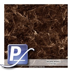 Water transfer printing film YH-465 | 100cm BROWN MARBLE