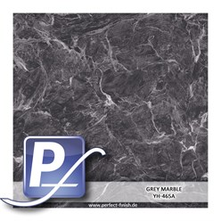Water Transfer Printing film YH-465A | 100cm GREY MARBLE