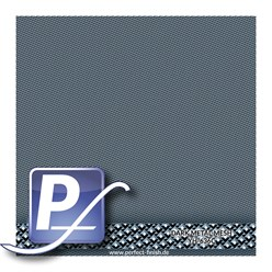 Wassertransferdruck Film YH-636C | 60cm DARK METAL MESH