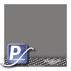 Wassertransferdruck Film YH-C001D | 100cm BLACK METAL MESH