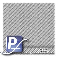 Water transfer printing film YH-C047C | 100cm CHROME CARBON
