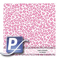 Water Transfer Printing film YH-D029C | 60cm PINK LEOPARD