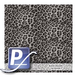 Water Transfer Printing film YH-D255B | 100cm BLACK JAGUAR