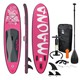Stand Up Paddle Surf-Board Rosa Maona