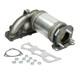 Katalysator 290 mm mit Montagesatz Seat VW