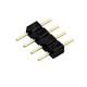 LED 2 x 4-Pin Verbinder